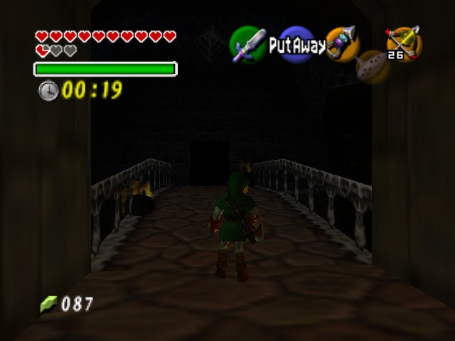 The Legend of Zelda - Ocarina of Time - Level  - Man am I gonna miss this place - User Screenshot