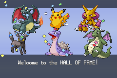 My Shiny Hall of Fame!