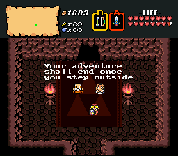 Legend of Zelda, The - Fourth Quest - Ending  -  - User Screenshot