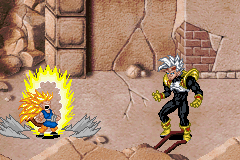 Dragon Ball GT - Transformation - Super Saiyan 3 - User Screenshot