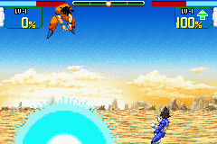 Dragon Ball Z - Bukuu Tougeki - He got away from my Spirit Bomb - User Screenshot