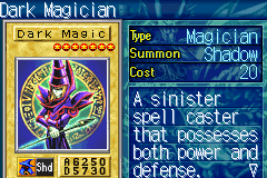 Yu-Gi-Oh! - The Sacred Cards - Character Profile  - Overpowered magician - User Screenshot
