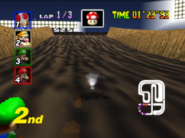 Mario Kart 64 - ???? - User Screenshot