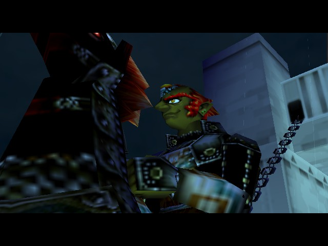 The Legend of Zelda - Ocarina of Time - Character Profile villan - wow how anticlimatic - User Screenshot
