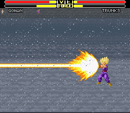 Dragon Ball Z - La Legende Saien - MASENKO! - User Screenshot