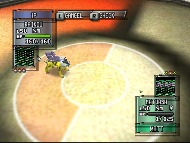 Pokemon Stadium 2 - Battle  - OP pokemans - User Screenshot