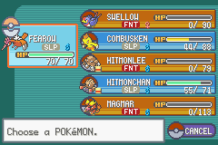 Pokemon Fire Red Omega - great - User Screenshot