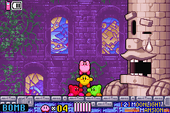 Kirby & the Amazing Mirror - Battle  - I beat it! - User Screenshot