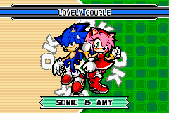 Sonic Advance 3 - Aw,come on! - User Screenshot