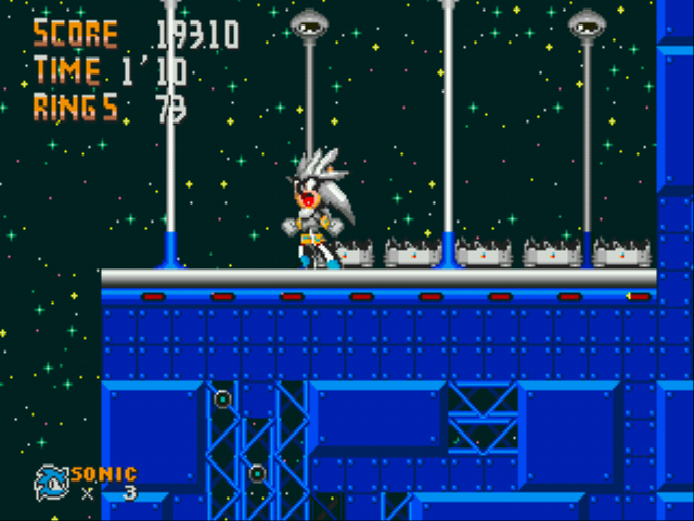 Sonic 1 - Revelation -  - User Screenshot