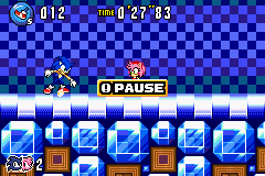 Sonic Advance 3 - You idiot! - User Screenshot