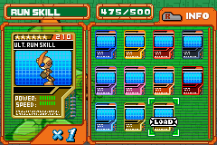 "Sonic Battle - Character Profile  - nothing to do here... ""super sonic speed"" - User Screenshot"