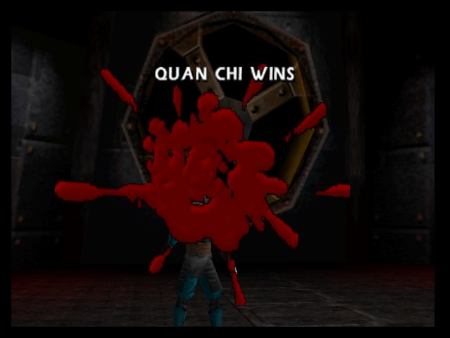 Mortal Kombat 4 - Prison stage fatality - User Screenshot