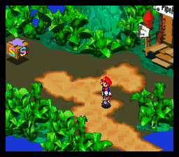 Super Mario RPG - Legend of the Seven Stars - hehehee - User Screenshot