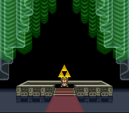 Zelda 3 - Goddess of Wisdom - Yesssss finishhhhhhh - User Screenshot