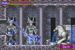 Castlevania - Aria of Sorrow - Valkyrie Soul - User Screenshot