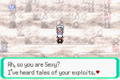 Pokemon Expert Emerald (Old beta 8.0) - Oh really ;) - User Screenshot