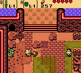 Zelda - Oracle of Ages - wtf are you doing? i got rid of the dirt...  - User Screenshot