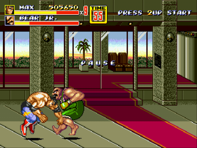 Streets of Rage 2 - Battle  - Marks out of 10? Tell them how you feel! - User Screenshot