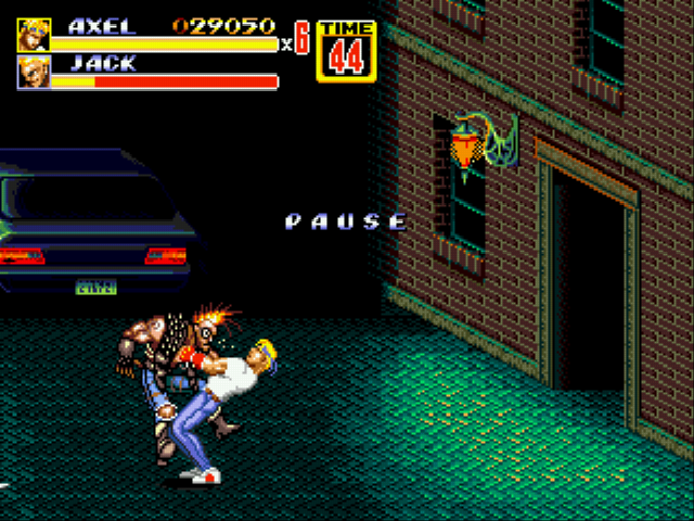Streets of Rage 2 - Introduction  - Marks out of 10? Tell them how you feel! - User Screenshot