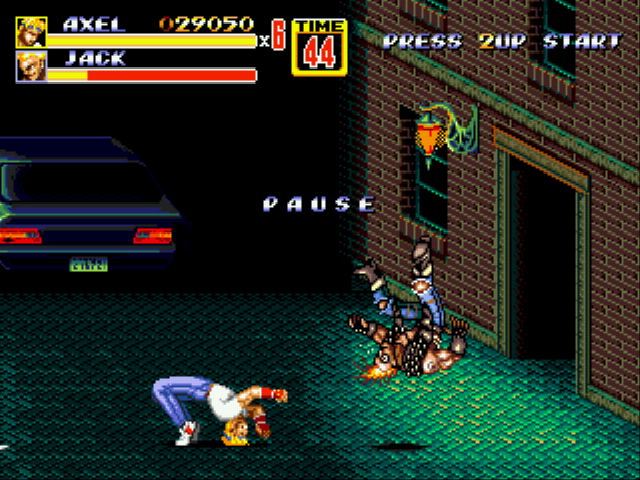 Streets of Rage 2 - Battle Level - Let me know what you buy in the comments! - User Screenshot