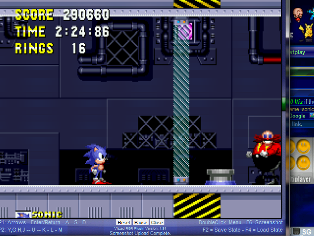 Sonic 3 Complete Hack