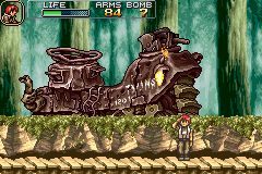 Metal Slug Advance - yeah got owned - User Screenshot