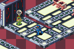 Mega Man Battle Network - Battle  - Meet NumberMan - User Screenshot
