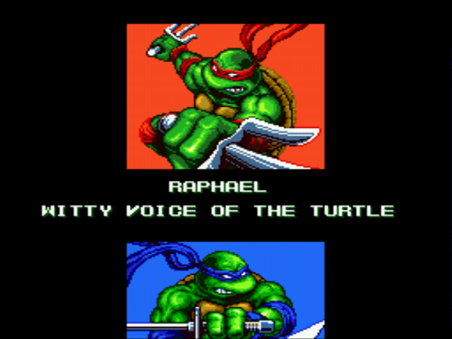 Teenage Mutant Ninja Turtles - The Hyperstone Heist - Ending  -  - User Screenshot