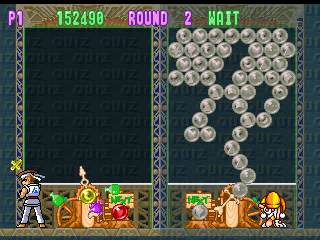 Bust-A-Move 3 - Battle  -  - User Screenshot