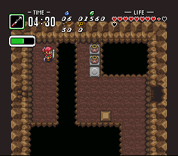 BS Zelda - Ancient Stone Tablets (week 4) - Level 8 - I got drunk one night and I woke up here...? - User Screenshot