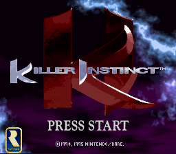 Killer Instinct - Introduction  - Killer Instinct - User Screenshot