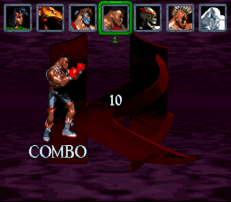 Killer Instinct - Character Select  - Combo - User Screenshot