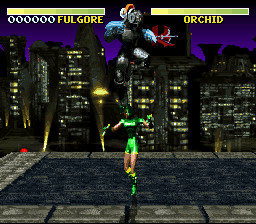 Killer Instinct - Level 1 - Jump kick - User Screenshot