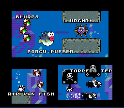Super Mario World - Ending  - the cast 5 - User Screenshot