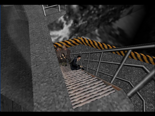 GoldenEye 007 - Level  - my neck - User Screenshot