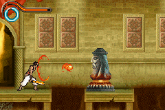 "Prince of Persia - The Sands of Time - ""It exploded in my face! - User Screenshot"