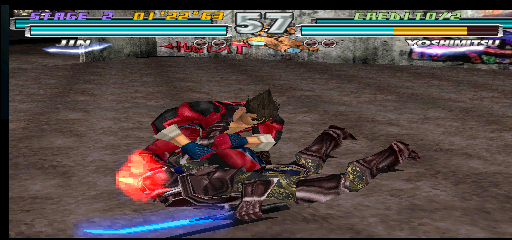 Tekken Tag Tournament (US, TEG3-VER.C1) - Level 2 - Oh Mama! - User Screenshot