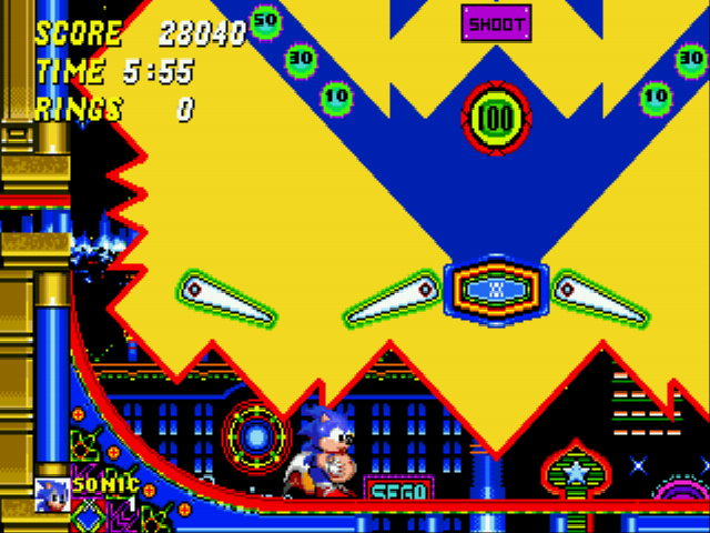 Sonic 2 XL - i think i like being fat O-O - User Screenshot