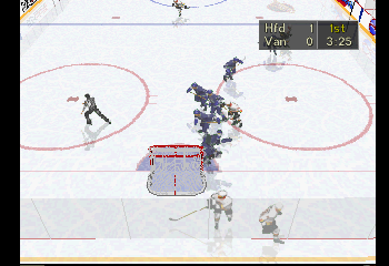 NHL Faceoff 97 - Misc In-Game - In-Game Shot #4 - User Screenshot