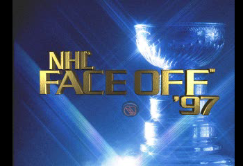 NHL Faceoff 97 - Introduction  - Title Card - User Screenshot
