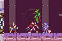Mega Man Zero - Level  - This will be fun... - User Screenshot