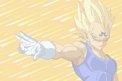 Dragon Ball Z - Supersonic Warriors - PEACE - User Screenshot