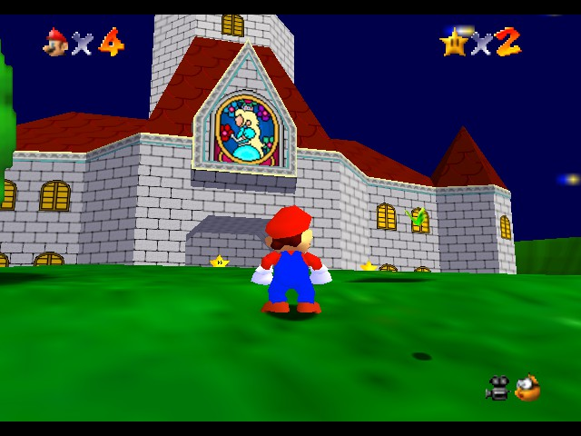 mario n64 download rom
