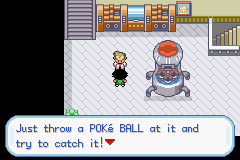 Pokemon Ash Gray (beta 3.61) - use the balls ash!!! - User Screenshot