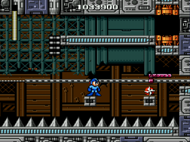 Mega Man - The Wily Wars - what is that thing? - User Screenshot