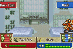 Fire Emblem - Battle  - Handshake? =3 - User Screenshot