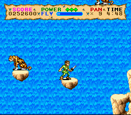 Hook - Level  - waterfall tiger - User Screenshot