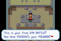 Pokemon Ash Gray (beta 3.61) - Yes and yes - User Screenshot