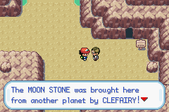 Pokemon Ash Gray (beta 3.61) - Location Mt. Moon - Oh was it now? It